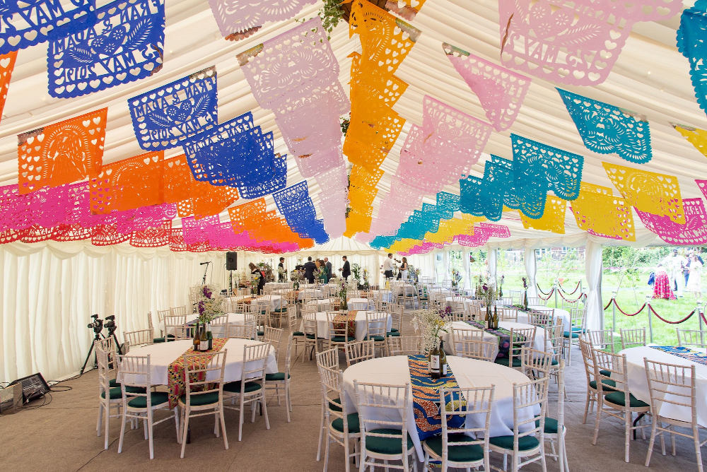 Cameo event hire marquee